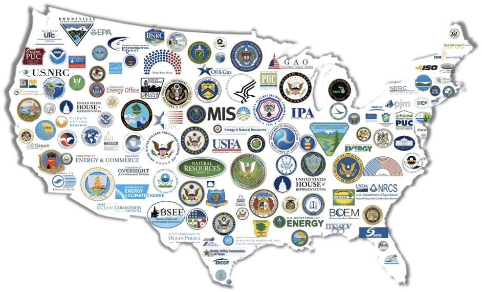 Map EK sources
