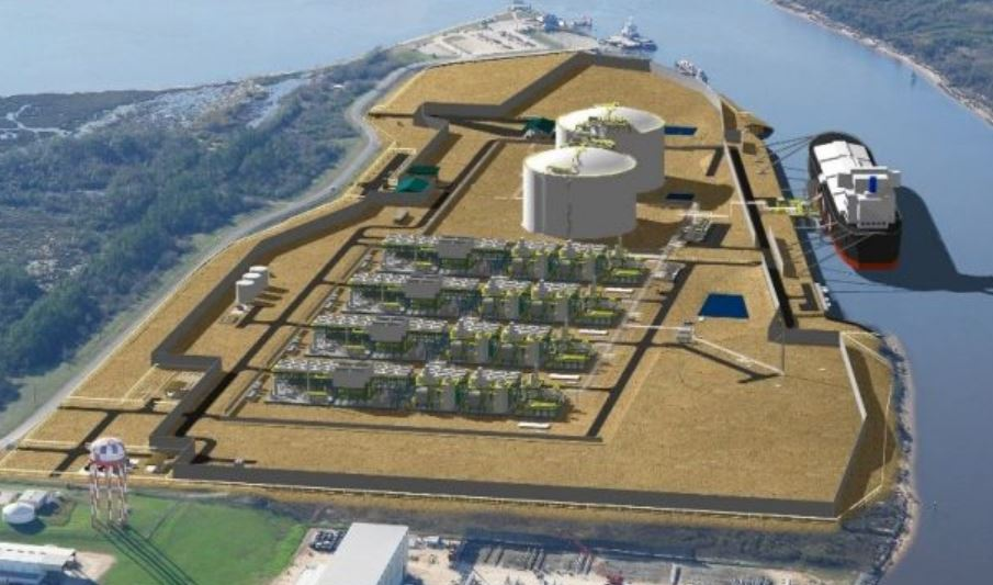 Magnolia LNG Project Seeks Production Boost from FERC as